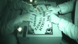 Ouija Board Horrifying Experience - Don't Play With It