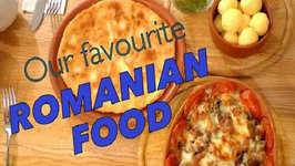 Our Favorite Romanian Food In Bucharest, Romania
