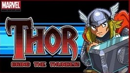Thor Bring The Thunder-Full Gameplay - Marvel Games