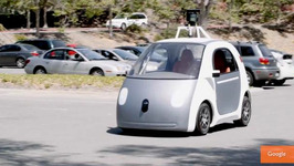 Google Building Self-Driving Cars Without Steering Wheel or Brakes