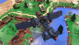 LEGO GI Joe vs Cobra Battle MOC