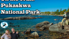 On the Coastal Trail of Pukaskwa National Park