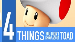 Four things you didn't know about Toad