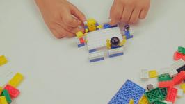 Lego Cafeteria
