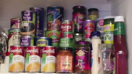 Kitchen Storage: Four Steps To Pantry Organization