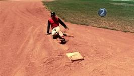 How To Do A Straight-Leg Slide In Baseball