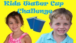 Cup Of Water Challenge ToyBoxMagic Kids