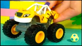 toy car videos for kids ball crus