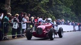 Maserati Goodwood Festival of Speed 2014 highlights