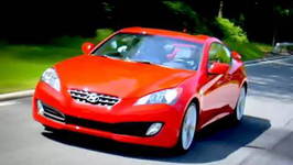2010 Hyundai Genesis Coupe 2.0T Review