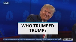 The GOP Debate Rages On- Can Anyone Trump Trump?