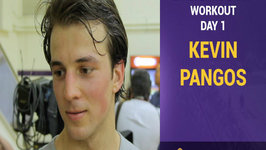 Lakers Pre-Draft Workouts - Kevin Pangos