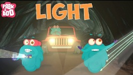 Light - The Dr. Binocs Show - Learn Videos For Kids