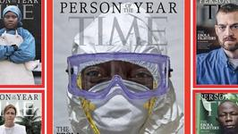 Ebola Caregivers - Time's Person of the Year 2014
