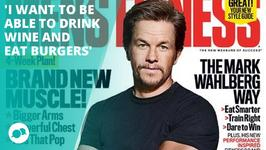 What is the secret to Mark Wahlberg's smoking body?