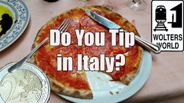 Visit Italy - Do You Tip in Italy