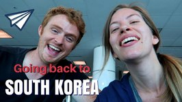 We're coming back to South Korea