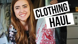 Try - On Clothing Haul and Announcements