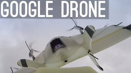 Google's Drones - Project Wing