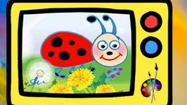 Learn To Draw A Ladybird Or Ladybug In English For Kids