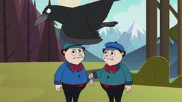 Tweedledum and Tweedledee