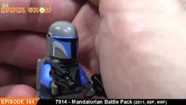 LEGO Mandalorian Battle Pack Review - LEGO 7914