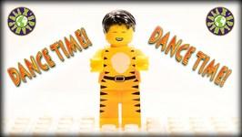 LEGO Pen Pineapple Apple Pen PPAP Stop Motion