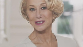 69-Year-Old Helen Mirren Ages Perfectly for Loreal
