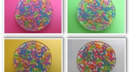 Pushpins Coaster Perfect for Back to School or Dorm Decor Another Coaster Friday