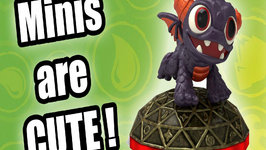 Skylanders Trap Team Minis and Tablet Version Explained - Gamescom 2014 Interview