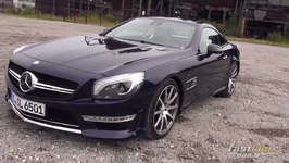 2015 Mercedes-Benz SL65 AMG Review