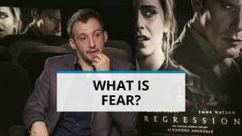 Alejandro Amenabar about films, fear and terrorism