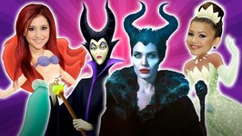 New Maleficent Trailer and Disney Doppelganger Time