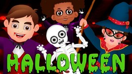 Halloween is Here - SCARY and SPOOKY Halloween Songs for Children