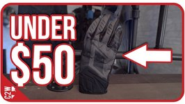 Best Gloves under 50 Icon Wireform Gloves Review