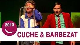 Cuche et Barbezat au Festival du Rire de Lige 2013