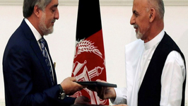 Afghan President-elect Promises National Unity Government