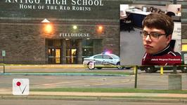 Wisconsin School Reopens After Prom Shooting