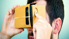 Google Cardboard, DIY Virtual Reality and 360 Degree Filming