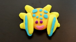 Play-Doh Crab