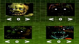 Five Nights at Freddy's 3: Custom Night (Night 7)
