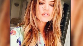 Khloe Kardashian Changes Hair Colour After Split
