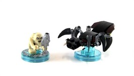LEGO Dimensions LOTR Gollum Fun Pack Toy Review