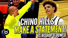 Chino Hills vs Mater Dei Battle For Championship Full Highlights of Tarkanian Classic Finals