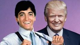 Scott Baio Wants Trump to Blow Up Washington