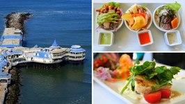 Peruvian Cuisine Fine Dining Experience At La Rosa Nutica Restaurant In Lima, Peru