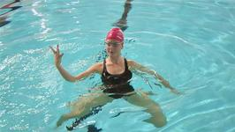 Synchronised Swimming Basics