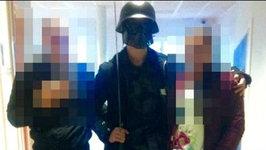 Sweden School Attack- Masked Man With Sword Kills 2