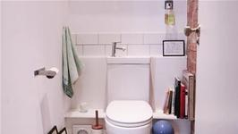 TOP 5 TIPS FOR STYLING A SMALL TOILET