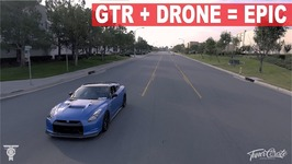 GTR DJI Phantom 4 Drone EPIC GTR footage